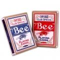 美国小蜜蜂白光扑克